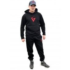 Костюм Унісекс GANK Urban Style fleece Black