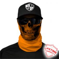 Бафф Tactical Orange Skull