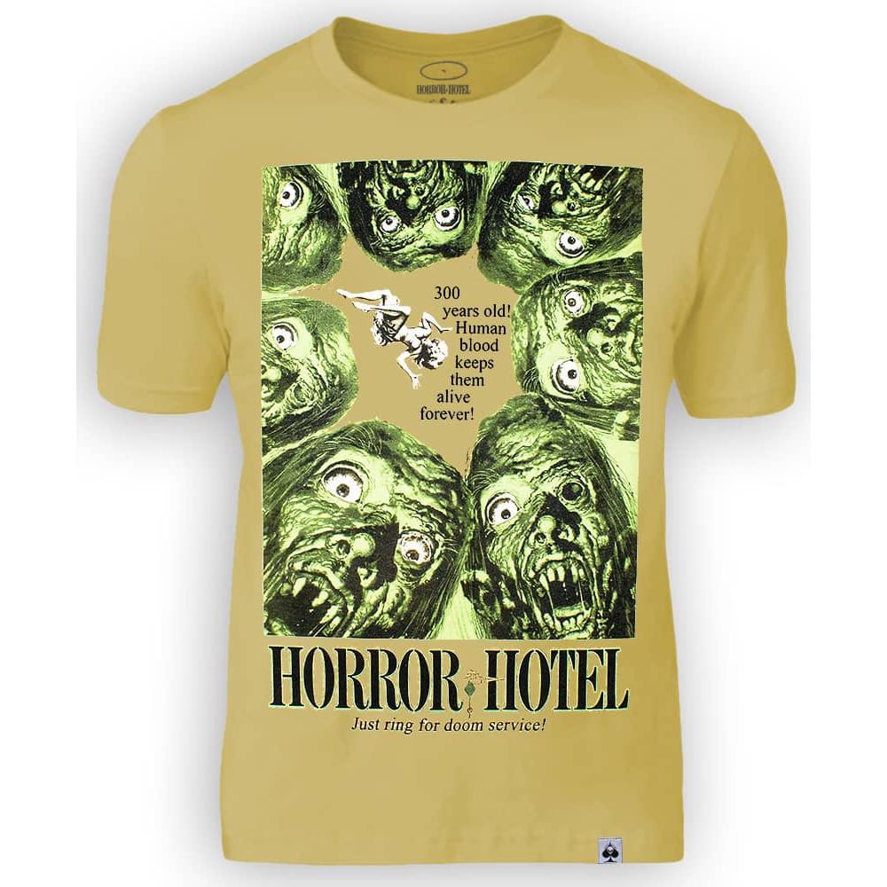 Футболка Horror Hotel