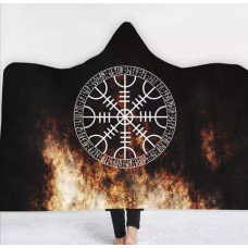Мантія-плед 3D Aegishjalmur