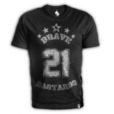 Футболка BRAVE BASTARDS 21
