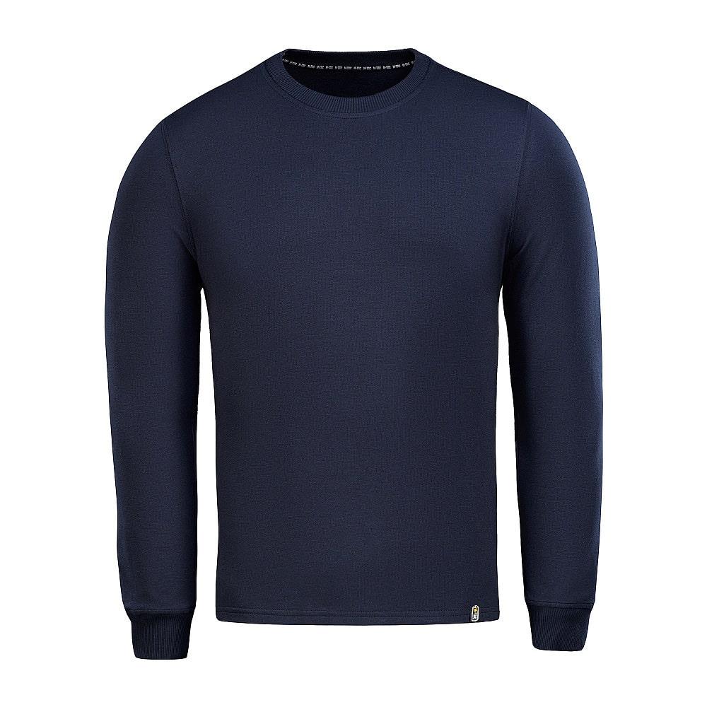Світшот базовий Basic Dark Navy Blue