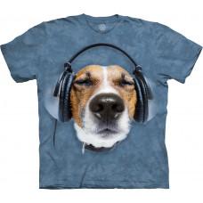 Футболка The Mountain - DJ Beagle Beats