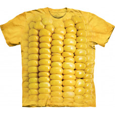 Футболка The Mountain - Corn on the Cob