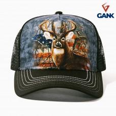 Кепка тракер The Mountain - Patriotic Buck