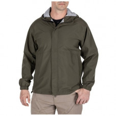 "Куртка штормова 5.11 Tactical ""Duty Rain Shell, RANGER GREEN"