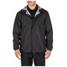 Куртка штормова 5.11 Tactical Duty Rain Shell, Black