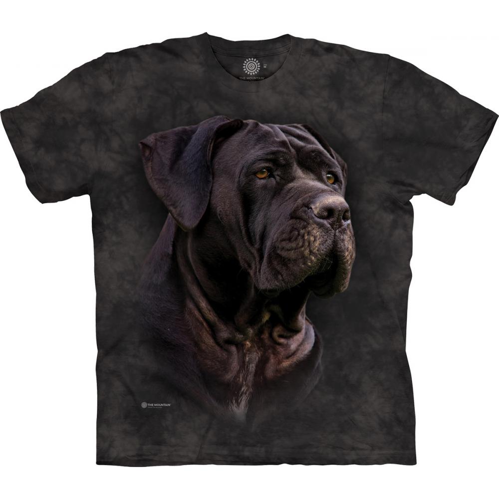 Футболка The Mountain - Black Italian Mastiff