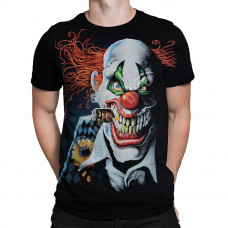 Футболка  Liquid Blue -  Joker Clown