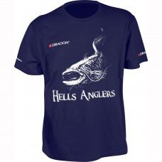 Футболка Dragon Hells Anglers СОМ