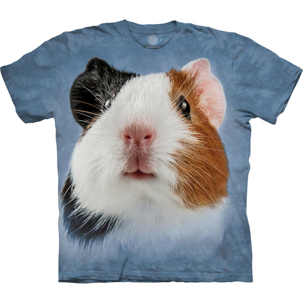 Футболка The Mountain - Happy Guinea Pig