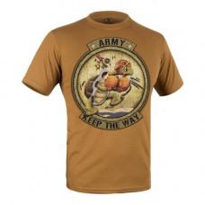 Футболка ARMY Coyote Brown