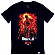 Футболка Godzilla