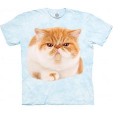 Футболка The Mountain - Round Orange Cat