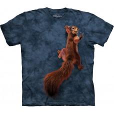 Футболка The Mountain - Peace Squirrel