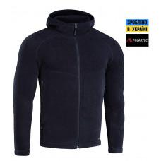 Кофта M-Tac Sprint Fleece Polartec Dark Navy Blue