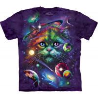 Футболка The Mountain - Cosmic Cat