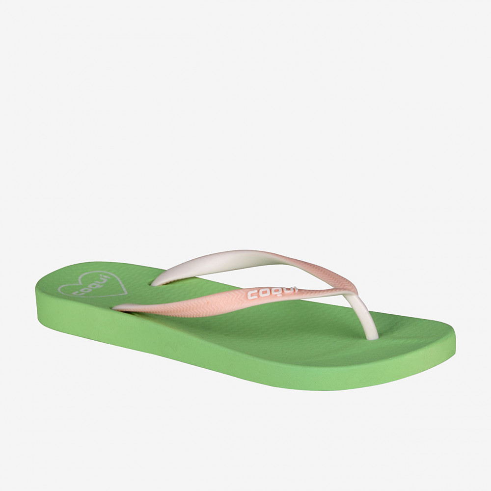 COQUI 1326 Lt. Lime/Candy pink