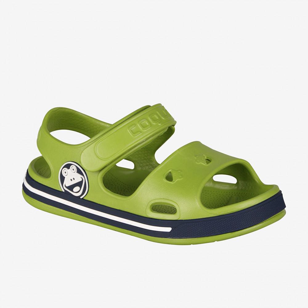 COQUI 8851 Green/Navy