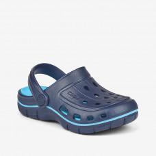 Клоги (сабо) Coqui Jumper  Navy/New blue