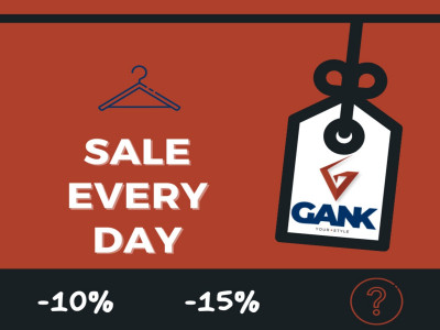 Як вигідно купити чоловічий одяг? Спеціальні пропозиції від GANK
